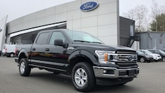 2018 Ford F-150 4WD SuperCrew 5.5 Box Truck SuperCrew Cab