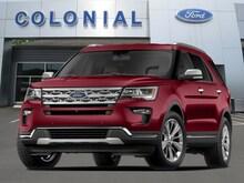 2018 Ford Explorer Sport SUV
