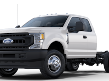 2021 Ford F-350 Chassis Truck Super Cab