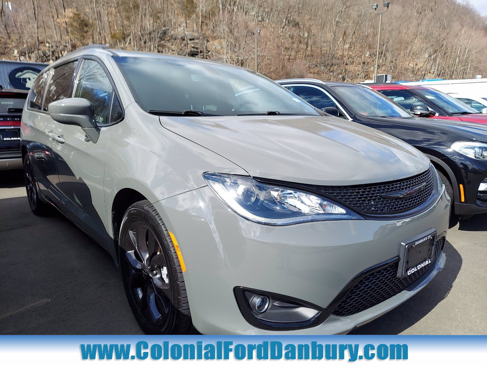 Used Chrysler Pacifica Danbury Ct