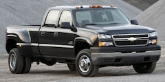 2006 Chevrolet Silverado 3500 LT Truck Crew Cab