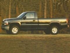 2002 Chevrolet Silverado 2500HD Pickup Truck