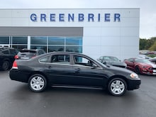 2014 Chevrolet Impala Limited (fleet-only) LT Sedan