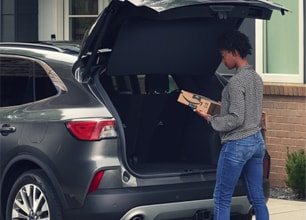Key By Amazon In-Car Delivery Available With Ford