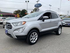 2018 Ford EcoSport SE 4WD Sport Utility