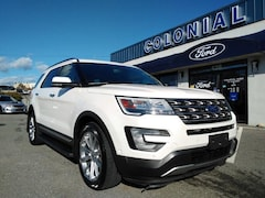 2017 Ford Explorer Limited 4WD Sport Utility