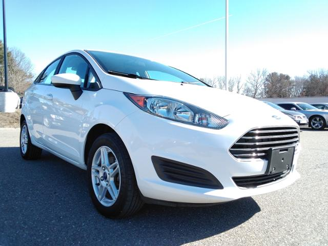 2017 Ford Fiesta SE Sedan Car