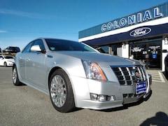 2013 Cadillac CTS 4dr Sdn 3.6L Premium RWD Car