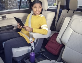 FordPass Connect™ with 4G LTE Wi-Fi hotspot