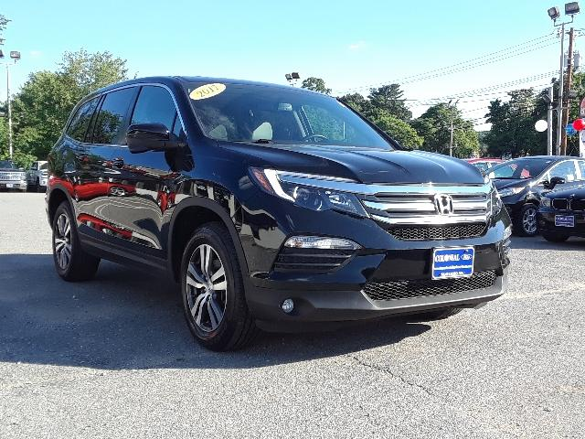 2017 Honda Pilot EX-L w/Navigation AWD Sport Utility