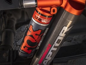 Fox Live Valve Shocks