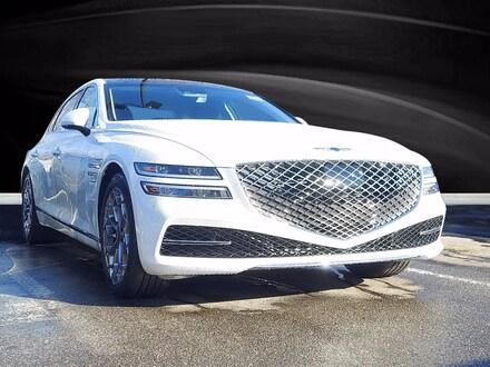 2021 Genesis G80 2.5T 2.5T AWD