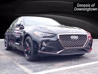 2021 Genesis G70 3.3T 3.3T AWD