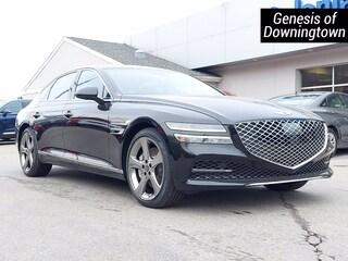 2021 Genesis G80 3.5T 3.5T AWD