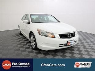 2011 Honda Accord 2.4 EX-L Sedan