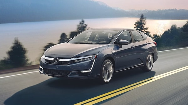 Review: 2018 Honda Clarity Plug-In Hybrid