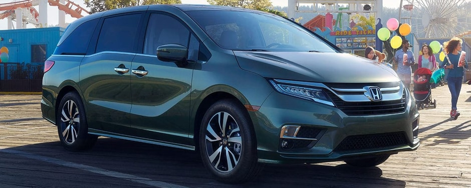 Review: 2018 Honda Odyssey
