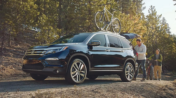 Review: 2018 Honda Pilot
