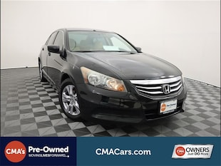 2011 Honda Accord 2.4 LX-P Sedan