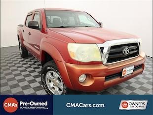 2006 Toyota Tacoma Base V6 Truck Double-Cab
