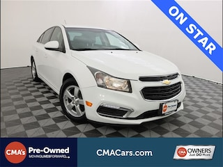 Used 2015 Chevrolet Cruze 1LT Auto Sedan under $15,000 for Sale in South Chesterfield