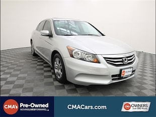 2012 Honda Accord 2.4 LX-P Sedan