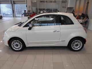 2013 Fiat 500 Lounge Hatchback