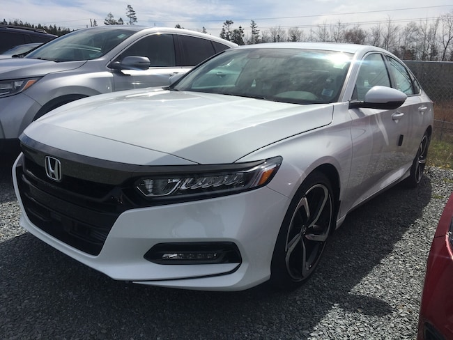 2019 Honda Accord Sedan SPORT 2.0 Sedan