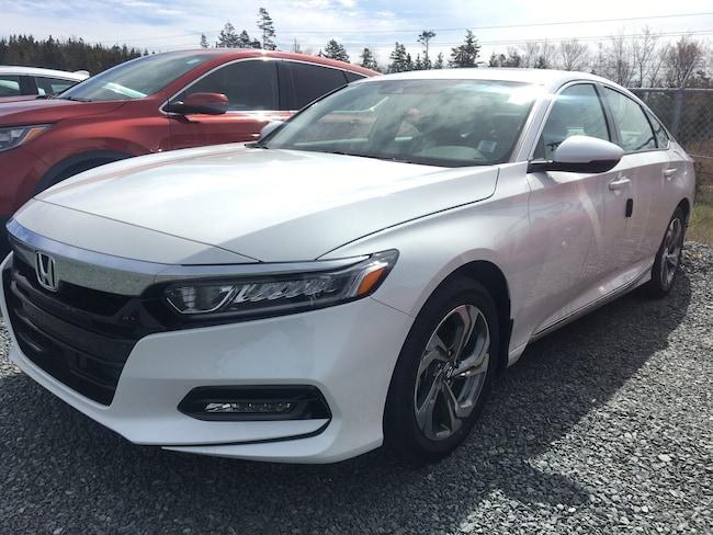 2019 Honda Accord Sedan EX-L Sedan