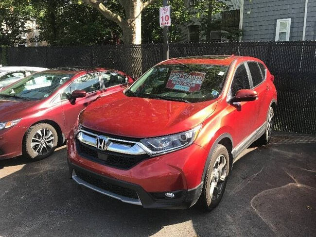2017 Honda CR-V EX AWD SUV