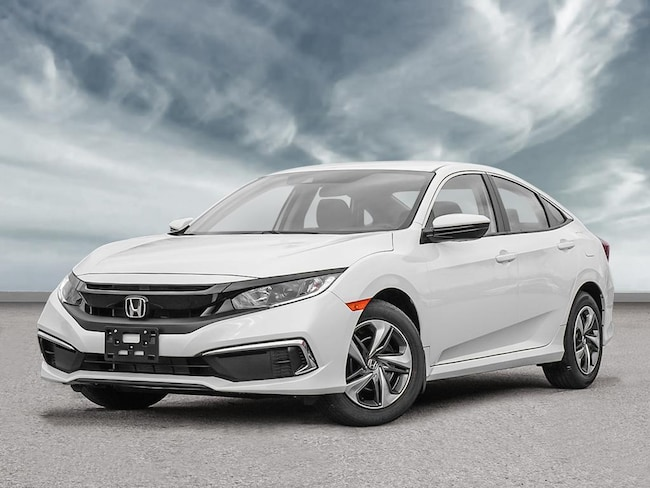 2019 Honda Civic Sedan LX Sedan