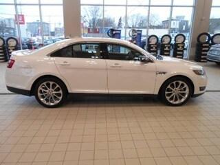 2016 Ford Taurus Limited AWD Sedan