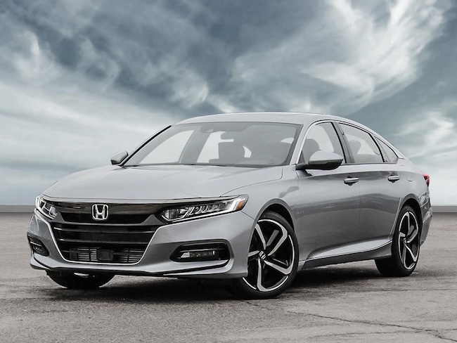 2019 Honda Accord Sedan SPORT Sedan