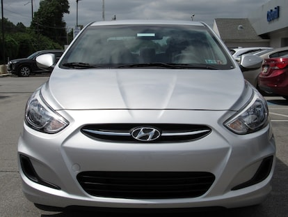 Used 2017 Hyundai Accent For Sale in Downingtown, PA Near