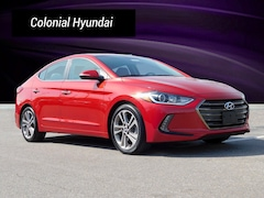 Used 2017 Hyundai Elantra Limited Limited 2.0L Auto (Alabama) *Ltd Avail* in Dowingtown PA