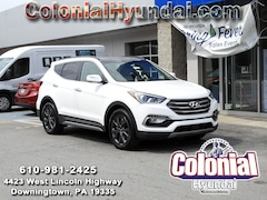 Certified Pre-Owned 2017 Hyundai Santa Fe Sport 2.0T Ultimate 2.0T Ultimate Auto AWD in Dowingtown PA