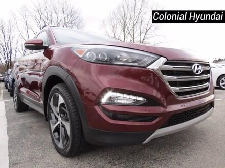 2017 Hyundai Tucson Limited AWD Limited AWD