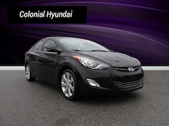 Used 2013 Hyundai Elantra Limited PZEV Sedan in Dowingtown PA