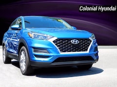 New 2020 Hyundai Tucson SE SUV in Downingtown PA