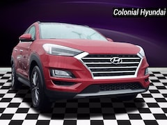 New 2021 Hyundai Tucson Ultimate SUV in Downingtown PA