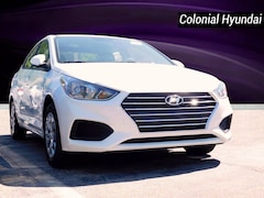 New 2020 Hyundai Accent SE Sedan in Downingtown PA