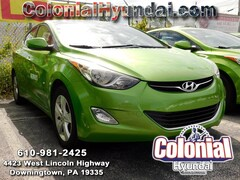 Used 2013 Hyundai Elantra GLS PZEV Sedan in Dowingtown PA