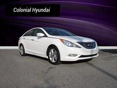 2012 Hyundai Sonata 2.4L Limited PZEV Sedan