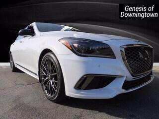 2018 Genesis G80 3.3T Sport AWD 3.3T Sport AWD