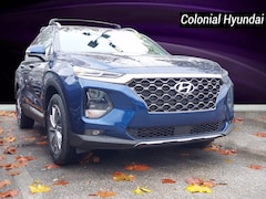 New 2020 Hyundai Santa Fe Limited SUV in Downingtown PA