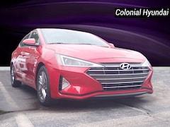 New 2020 Hyundai Elantra Value Edition Sedan in Downingtown PA