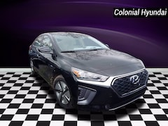 New 2020 Hyundai Ioniq Hybrid Blue Hatchback Downingtown