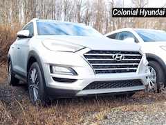 New 2021 Hyundai Tucson Limited SUV in Downingtown PA