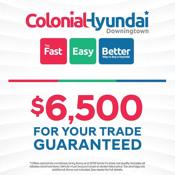 Colonial Hyundai of Downingtown | New Hyundai Dealer Serving