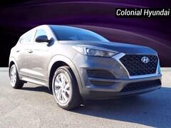 New 2021 Hyundai Tucson SE SUV in Downingtown PA